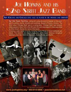 52nd Street Jazz Band